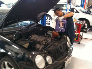 Oil Change in Mountain View | Expert Auto Care